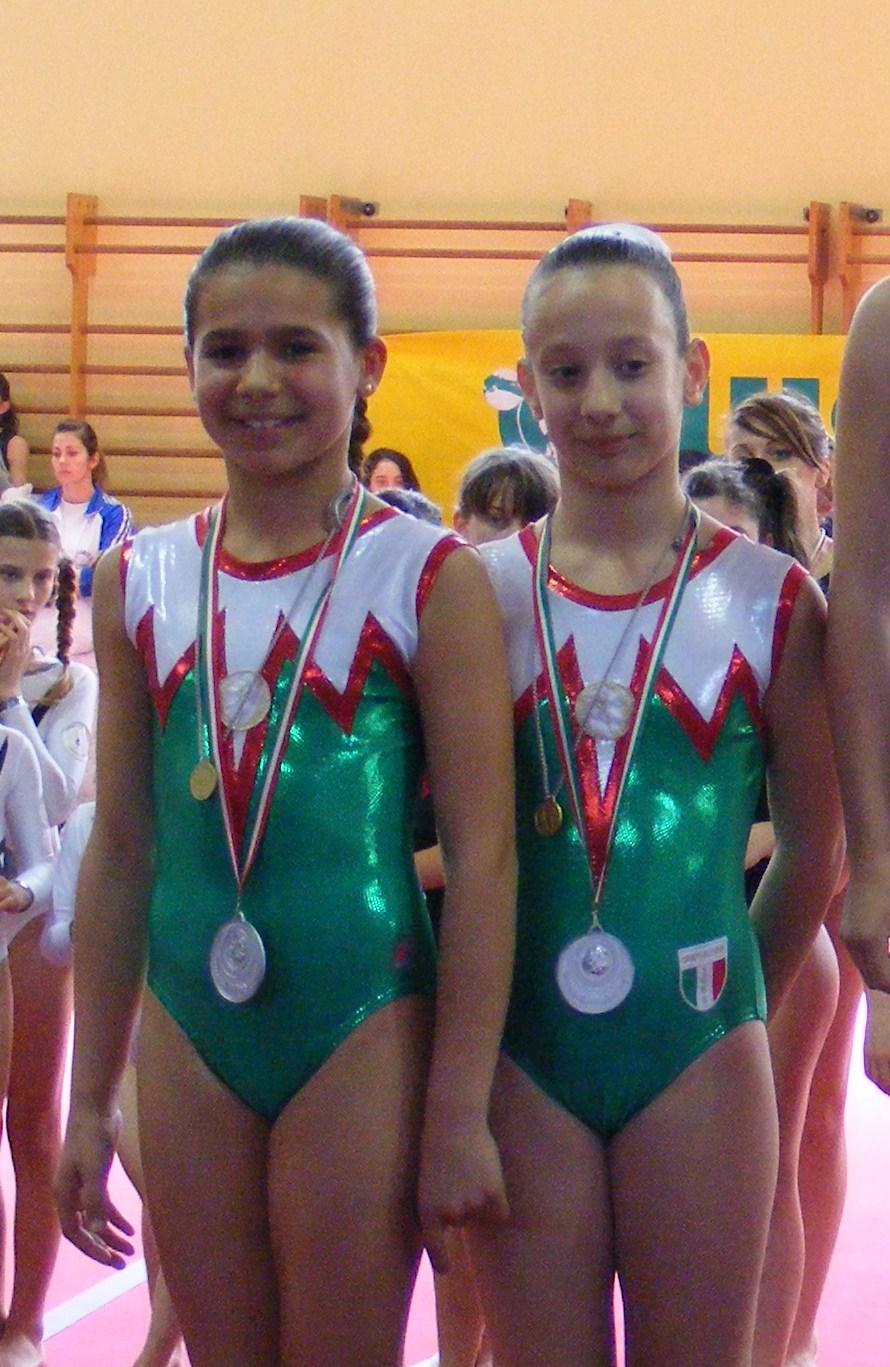 Camilla Corsi e Valentina Baldi