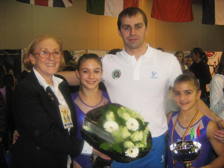Little Italy: bella figura al Top Gym