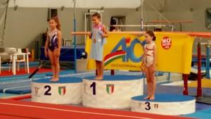 2° Grado categoria B FGI: Alessia Chiti è Campionessa Naz.le