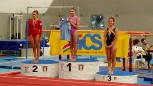 2° Grado categoria Junior: Matilde Chiti è Campionessa Naz.le, Valentina Baldi è medaglia di bronzo