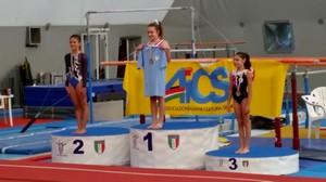 2° Grado categoria C  FGI:  Sara Migliori è Campionessa Naz.le