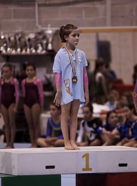 Mila Dapinguente: Campionessa Nazionale AICS  2° Grado  Cat.A.