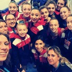Il Team della Polisportiva Casellina