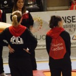 Pre-gara. Giulia Bartarelli e Debora Ermini: le allenatrici della Polisportiva Casellina