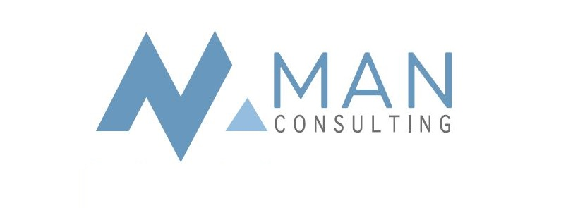 Logo MAN CONSULTING colonna Widgets
